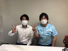 彦根店 山田の【初】を有難う御座いました!